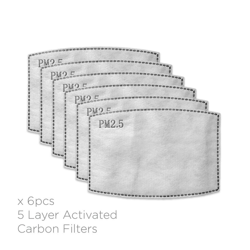 Adult Replacement Filters (PM2.5)