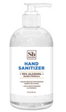 12oz Hand Sanitizer, Citrus Scent, 1 bottle