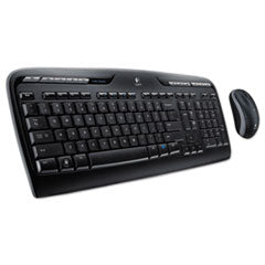 MK320 Wireless Keyboard + Mouse Combo