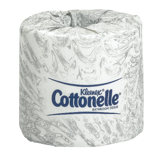 Two-Ply Bathroom Tissue, 451 Sheets/Roll