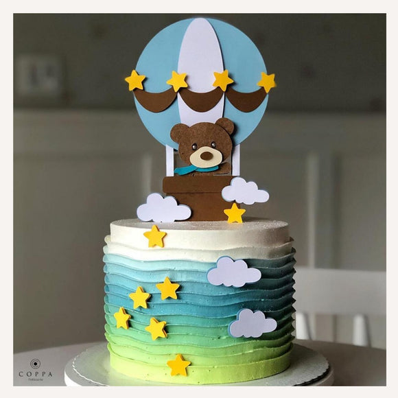 Bear In The Clouds Cake