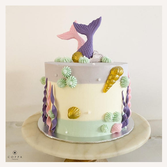 Mermaid Fantasy Cake