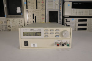 Agilent - U8001A Single Output DC Power Supply