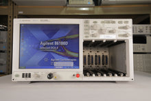 Load image into Gallery viewer, Agilent - DCA-X 86100D Digital Communication Analyzer