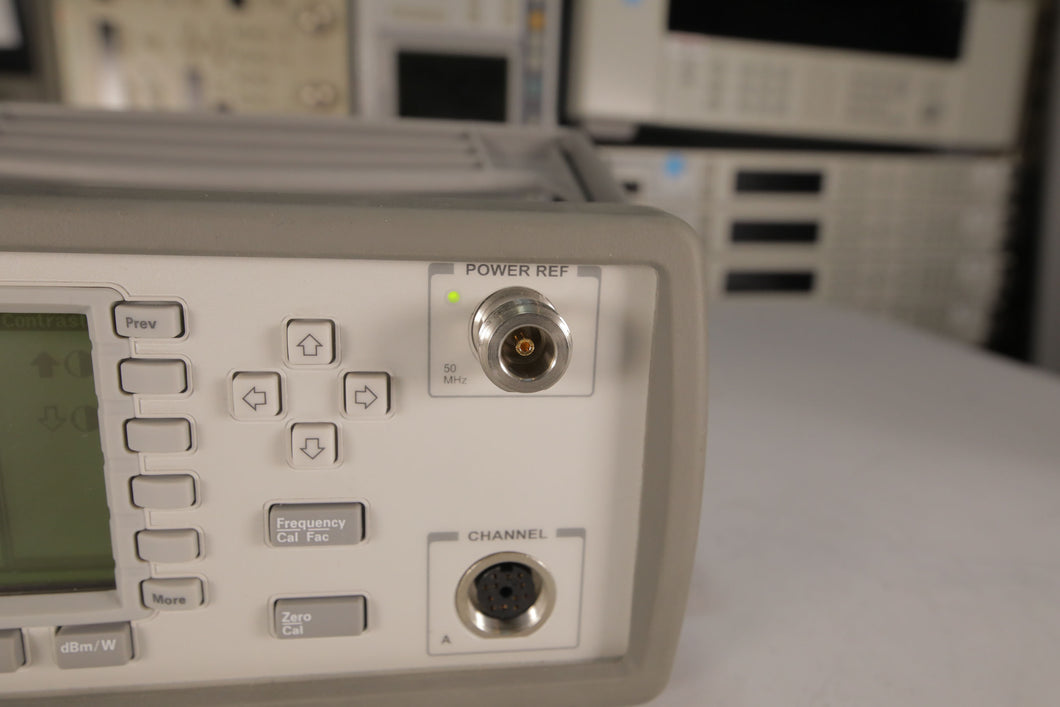 Agilent - E4418B EPM Series Power Meter