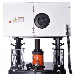 MICRO PRECISION CALIBRATION - CT50T - 50 TON TENSION/FORCE COMPRESSION CALIBRATION MACHINE