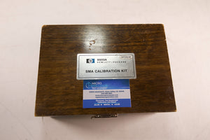 HP - 85033A SMA Calibration Kit