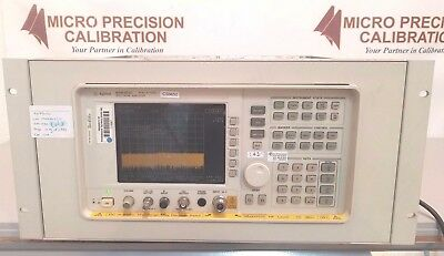AGILENT 8561EC SPECTRUM ANALYZER W/ 85620A AND OPT *USED* *SOLD AS IS*