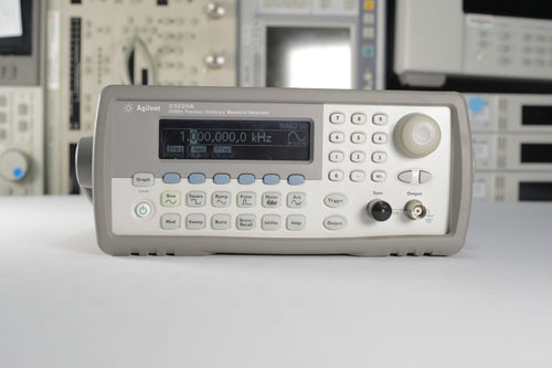 Agilent - 33220A 20 MHz Function Arbitrary Waveform Generator