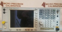 Load image into Gallery viewer, AGILENT E4443A PSA SERIES SPECTRUM ANALYZER W/ OPTIONS & NIST TRACEABLE CERT!