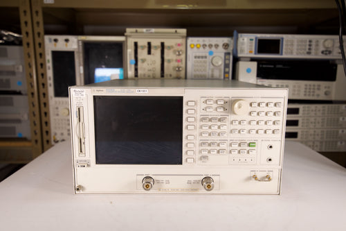 Agilent - 8753ES S-Parameter Network Analyzer