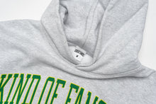 Load image into Gallery viewer, Collegiate Hooded Sweatshirt (Ash)