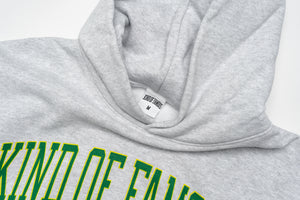 Collegiate Hooded Sweatshirt (Ash)