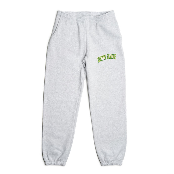 Collegiate Sweatpant (Ash)