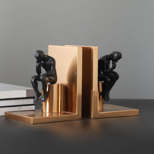 Thinker Bookend