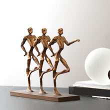Load image into Gallery viewer, Modern Dancer Bronze