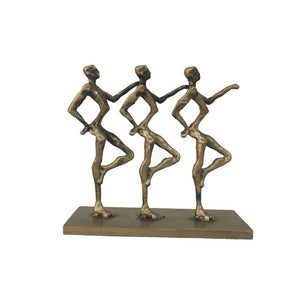 Modern Dancer Bronze