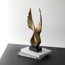Load image into Gallery viewer, Winged Sculpture