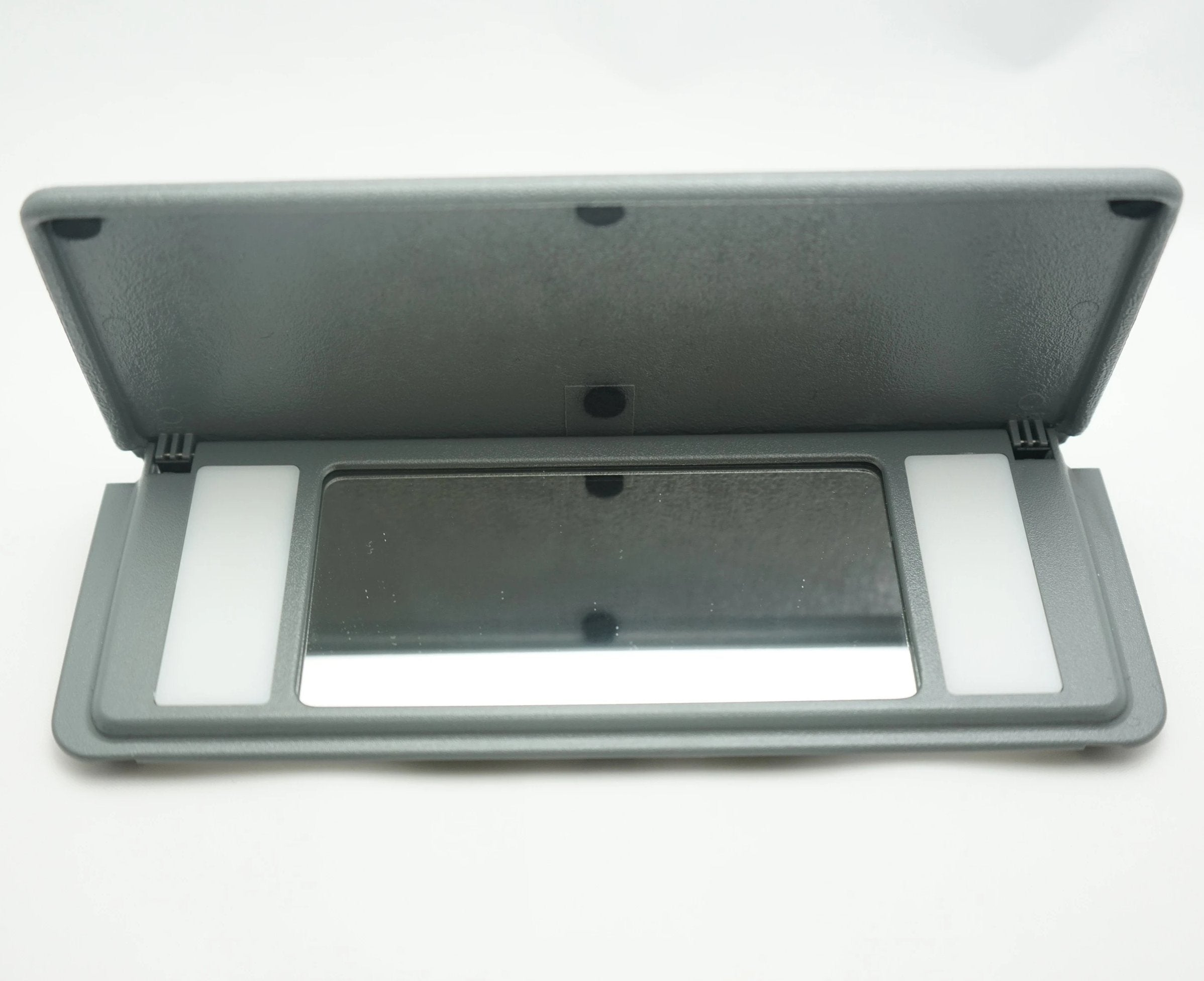 Genuine Mercedes Vanity Mirror - Gray - Classic Trim Parts