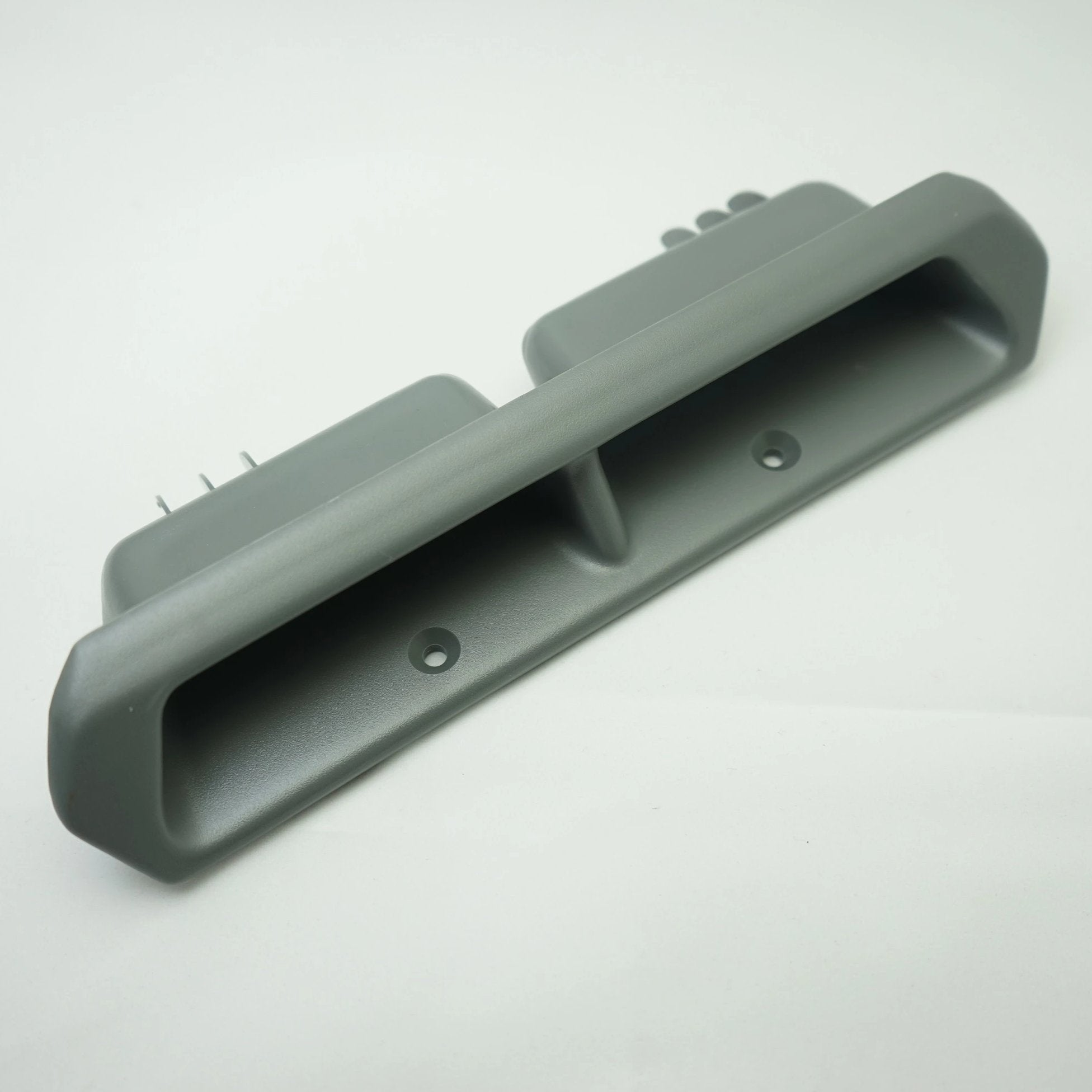 Genuine Mercedes A124 Folding Top Handle - Gray - Classic Trim Parts