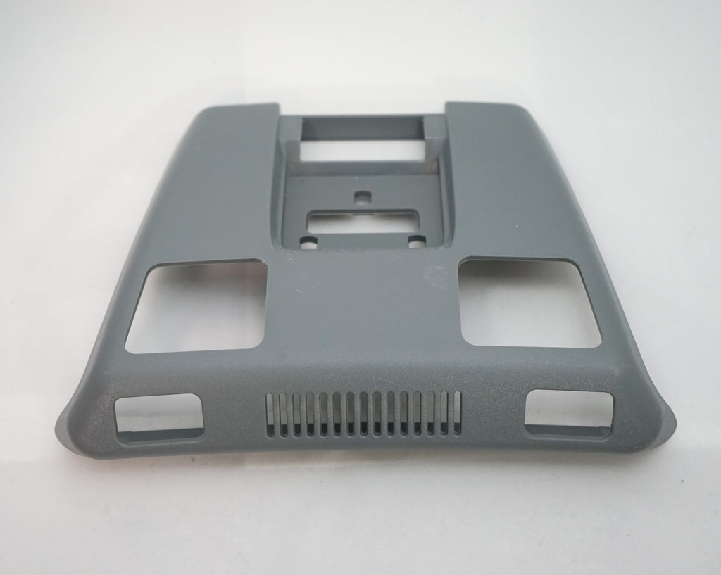 Dome Light Cover A124 - Gray - Classic Trim Parts