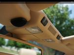 Dome Light Cover R129 - Available in all colors - Classic Trim Parts