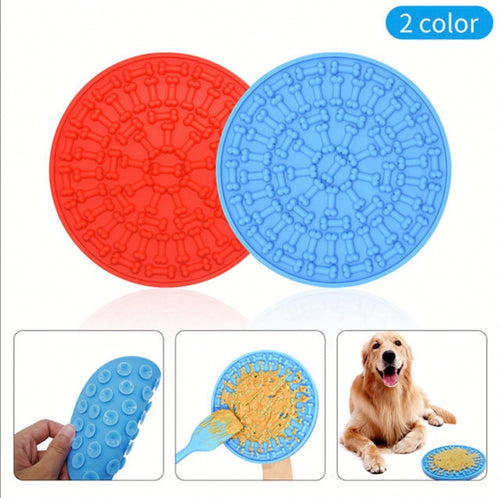 Dog Lick Mat Perfect for Boredom,Separation Anxiety, Training, Mixing Oil - Marleys CBD Store