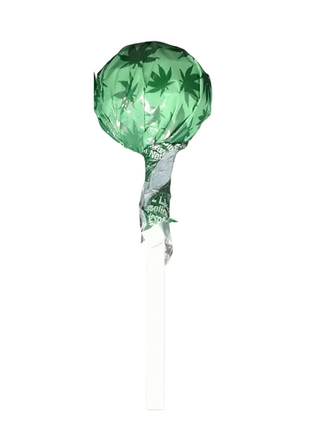 Real Cannabis Lolly (Buy 4 Get 1 Free)
