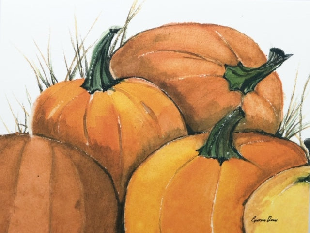 Pumpkins - box of 8