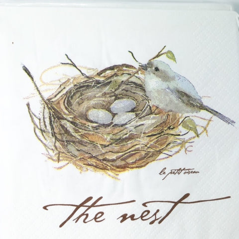 Nest Beverage Napkins