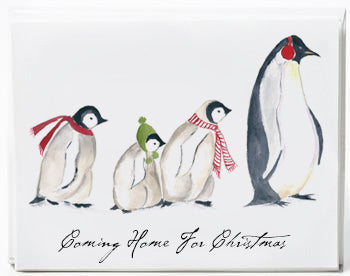 Penguins - box of 8