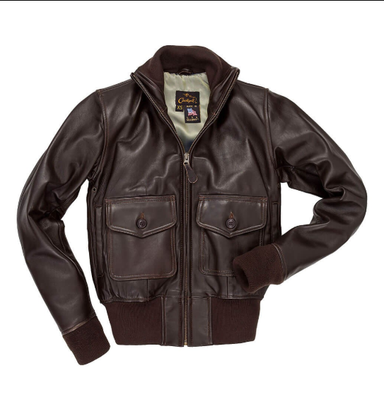 The Amelia leather Jacket