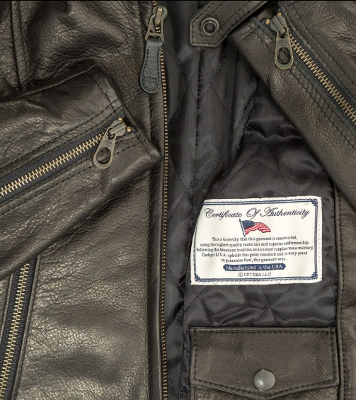 Cafe Racer Motocross Leather Jacket