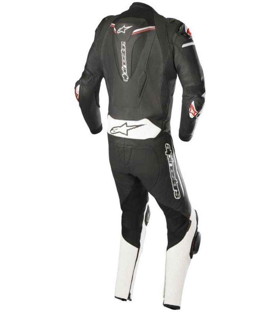 4 Two Piece Perforated Race Suit