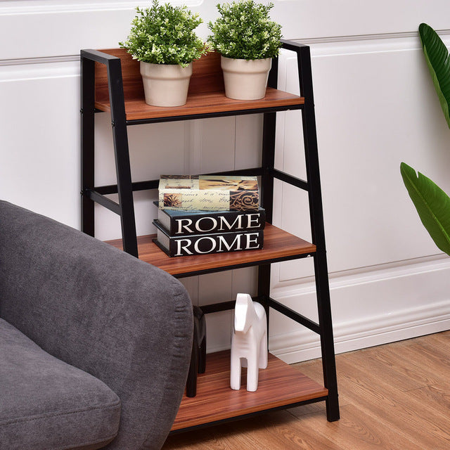 3 Tier Ladder Display Shelf Living Room
