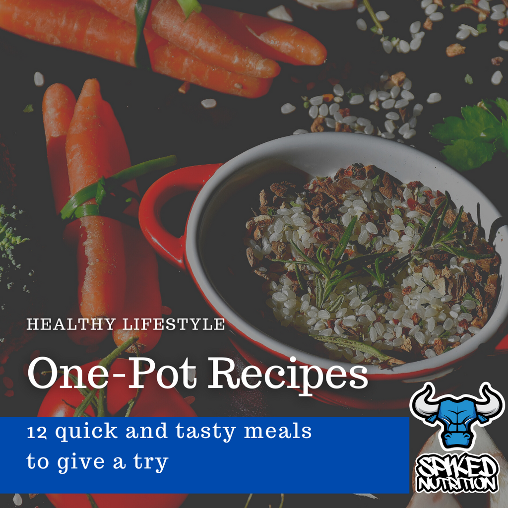 One Pot Healthy Recipes Spiked Nutrition