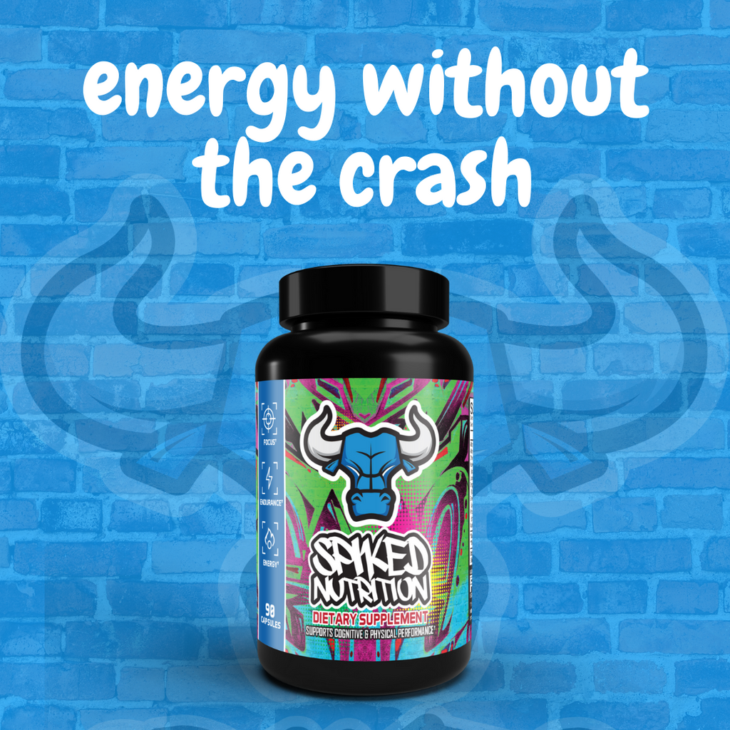 Spiked Nutrition energy without the crash