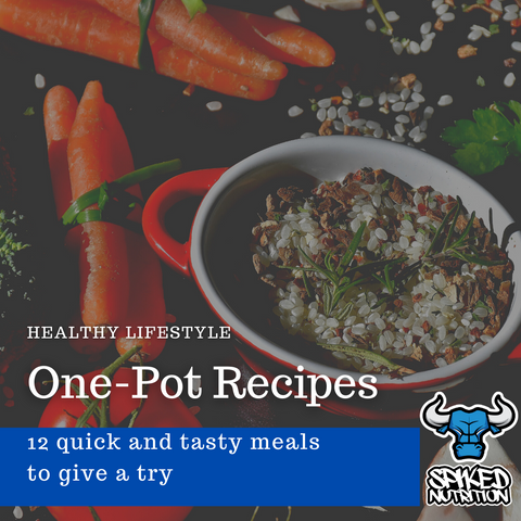 Healthy One Pot Recipes from Spiked Nutrition
