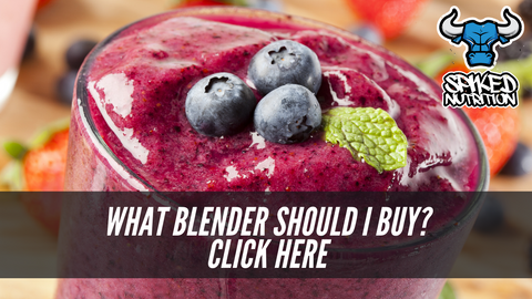What blender should I buy to make smoothies? Spiked Nutrition