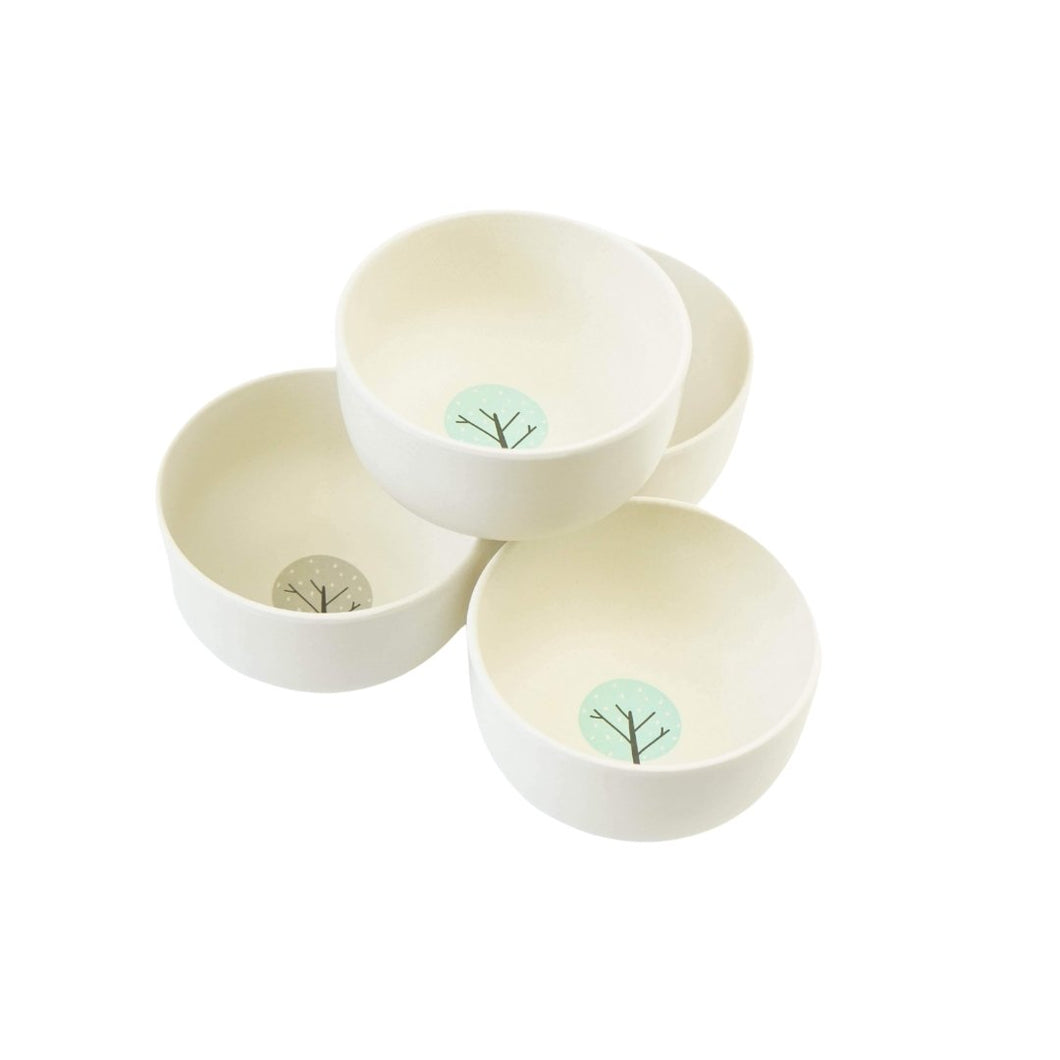 Set of 4 Small Bowls
