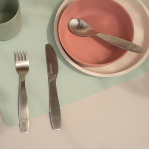 Stainless Steel Cutlery Trio