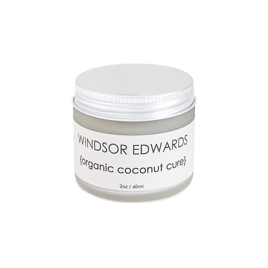 Organic Coconut Cure 2oz