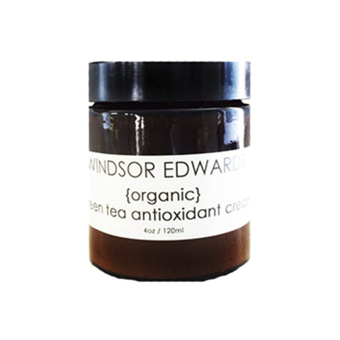 Organic Green Tea Antioxidant Cream
