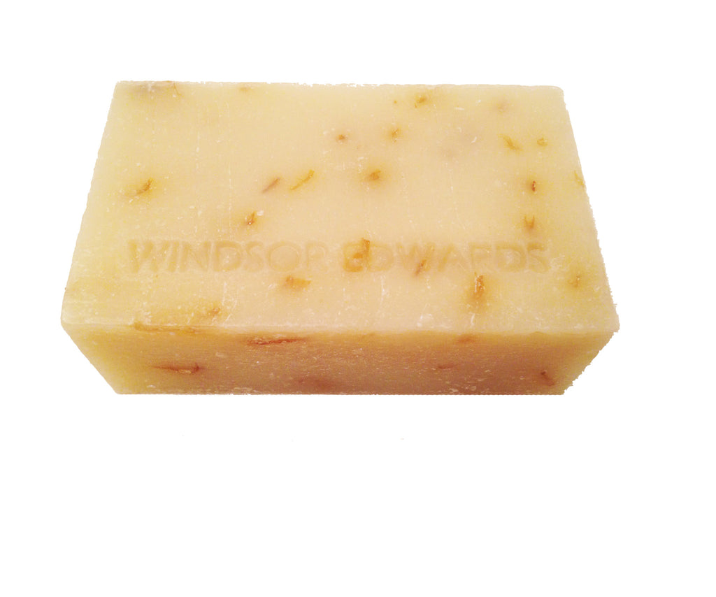 Organic Aloe & Calendula Sensitive Soap