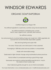 Organic French Clay & Geranium Soap