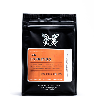 Bean 2 Bean Coffee Co '76 Espresso Coffee