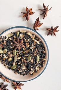 Blushing Wren Teas Chai Bird Loose Leaf Tea