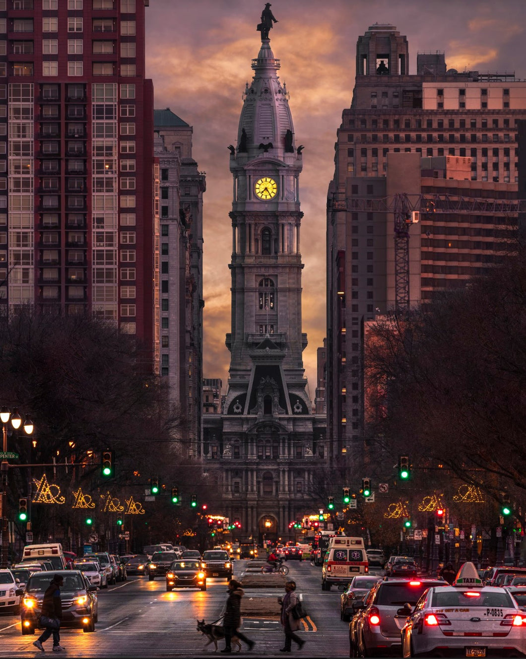 Photo of Philadelphia City Hall