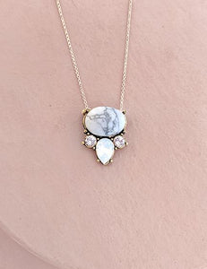 Emanuel Arch Necklace