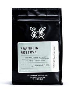 Bean 2 Bean Coffee Co Franklin Reserve Coffee